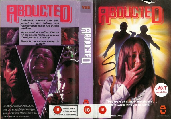 Abducted - Schoolgirls in chains (Astra Video UK Import)