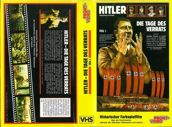 Hitler - Die Tage des Verrats I und II