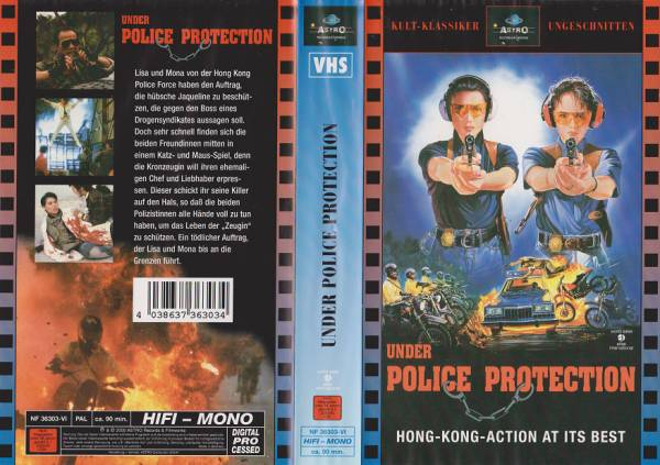 Under Police protection