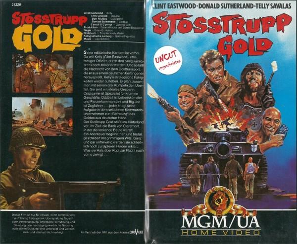 Stosstrupp Gold - Kelly´s Heroes