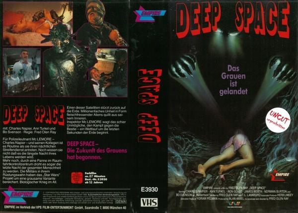 Deep Space - Das Grauen ist gelandet