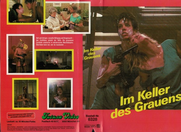 Im Keller des Grauens - The naked cage