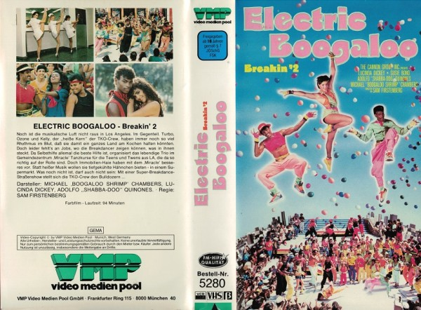 Electric Boogaloo - Breakin 2 (VMP)