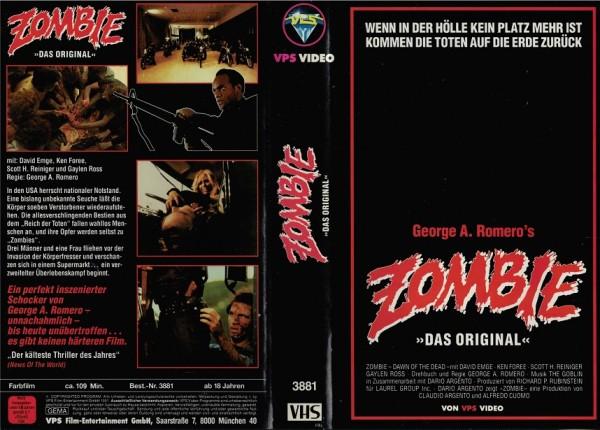 Zombie - Das Original - Dawn of the dead