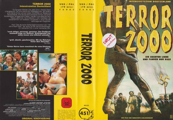 Terror 2000 - Intensivstation Deutschland