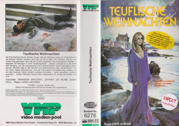 Teuflische Weihnachten - You better watch out (VMP)