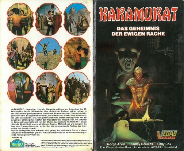 Karamurat - Der Rächer des Khan - Der Rächer Anatoliens (Hartbox)