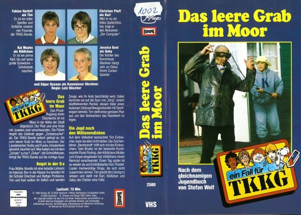 TKKG - Das leere Grab im Moor (TV Serie)