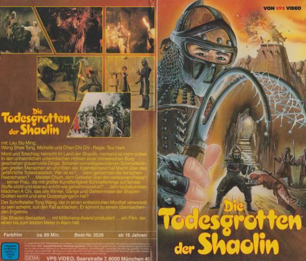 Todesgrotten der Shaolin, Die