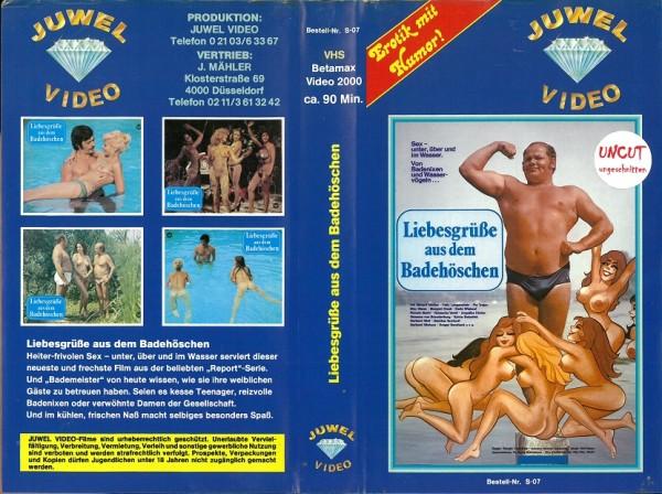 Liebesgrüße aus dem Badehöschen - Bademeister-Report (Juwel Video)