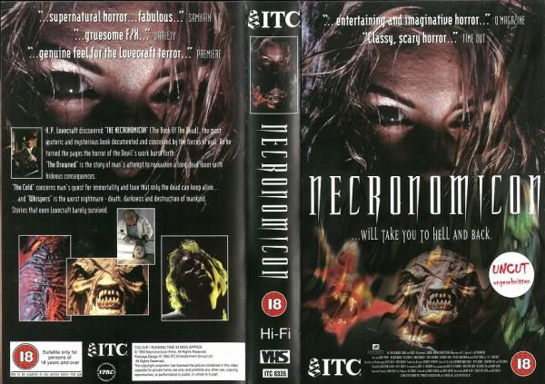 Necronomicon - H.P. Lovecraft (ITC Video UK Import)