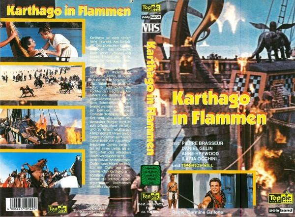 Karthago in Flammen (Toppic)