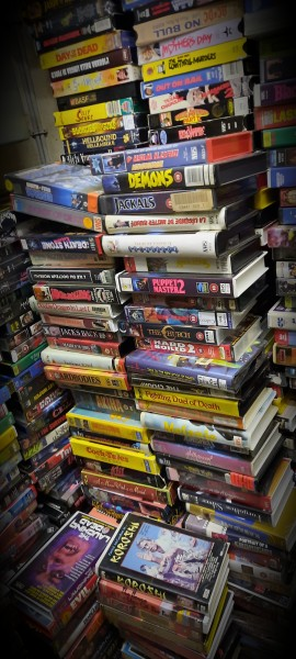 VHS Importe Paket - Beispielfoto!