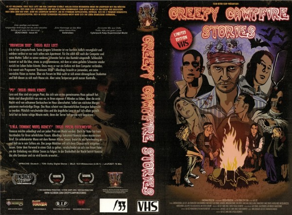 Creepy Campfire Stories (VHS Edition 33er Auflage)