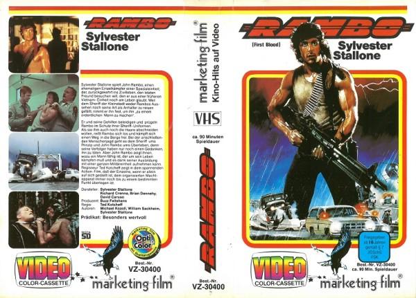 Rambo - First Blood (NA)
