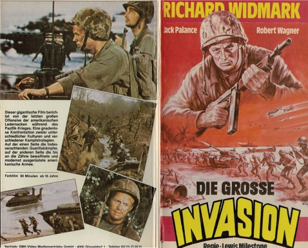 grosse Invasion, Die - Die Hölle von Okinawa (SMK Video)