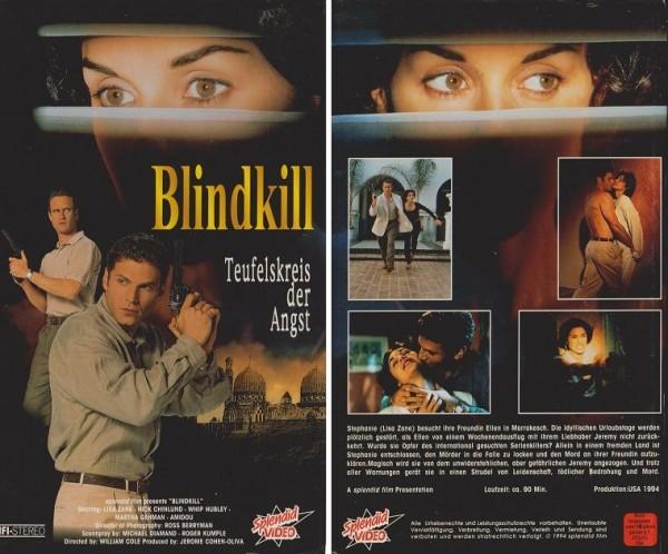 Blindkill - Teufelskreis der Angst - Unveiled (Hartbox)