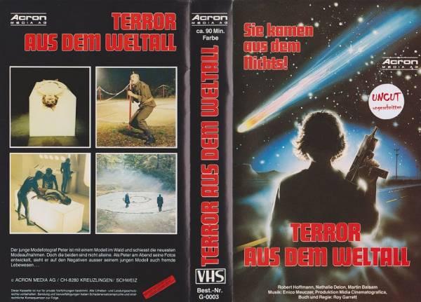 Terror aus dem Weltall