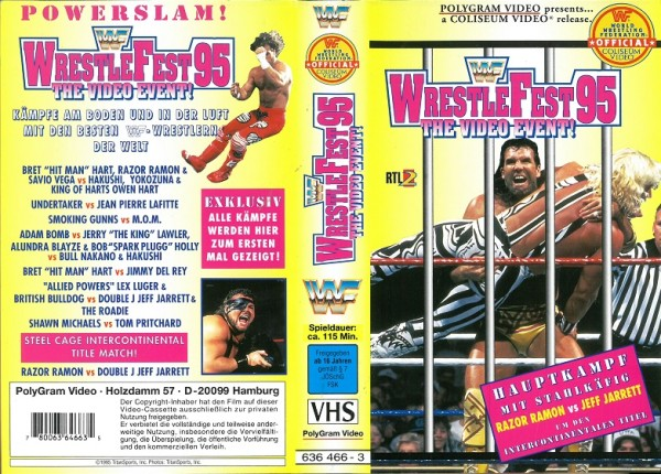 Wrestle Fest 95 (WWF Wrestling)