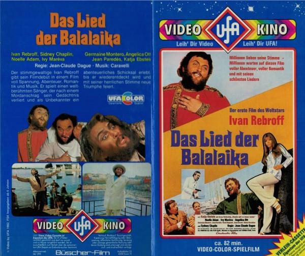 Lied der Balalaika, Das (Hartbox Sterne)