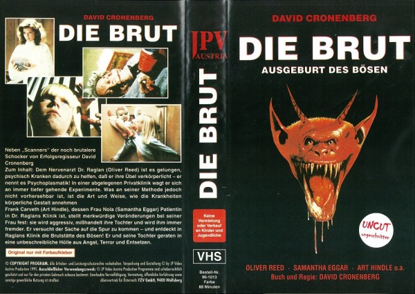 Brut, Die - The Brood (JPV)