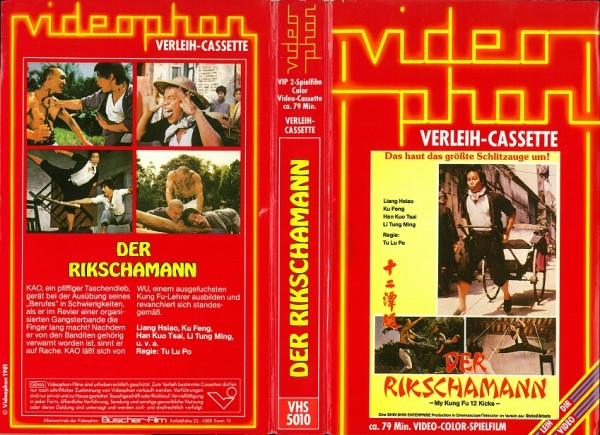 Rikschamann, Der (Videophon)