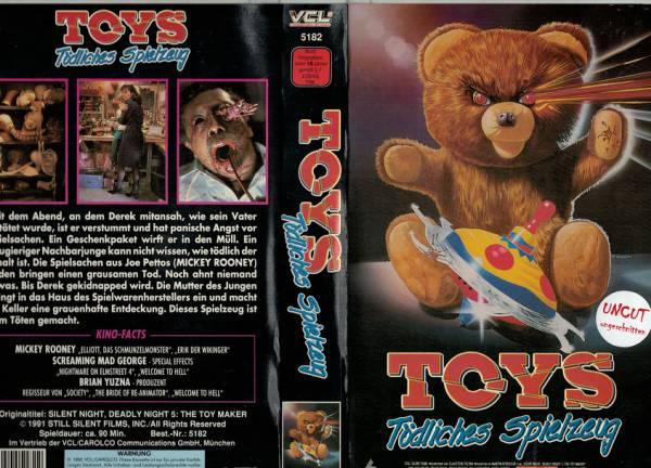 Tödliches Spielzeug - Toys - Hartbox