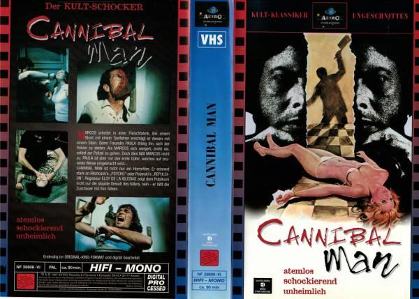 Cannibal Man - Die Woche eines Mörders
