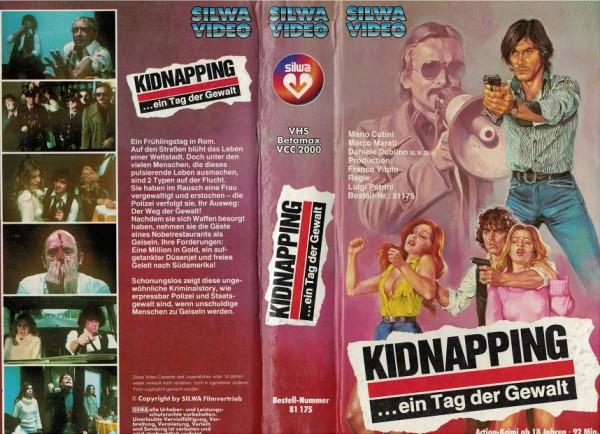 Kidnapping - Ein Tag der Gewalt (Hartbox)