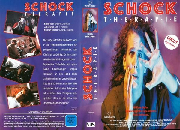 Schock-Therapie - Shock Treatment