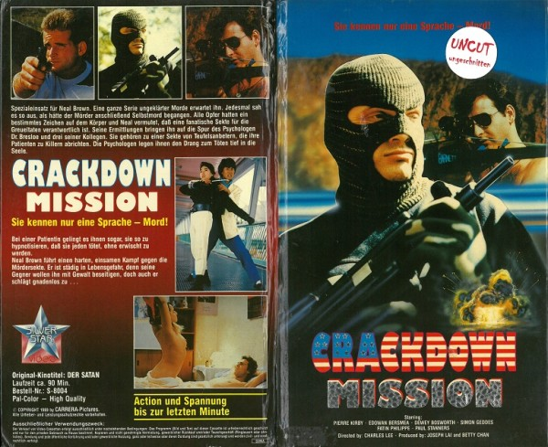 Crackdown Mission (Hartbox UNCUT)