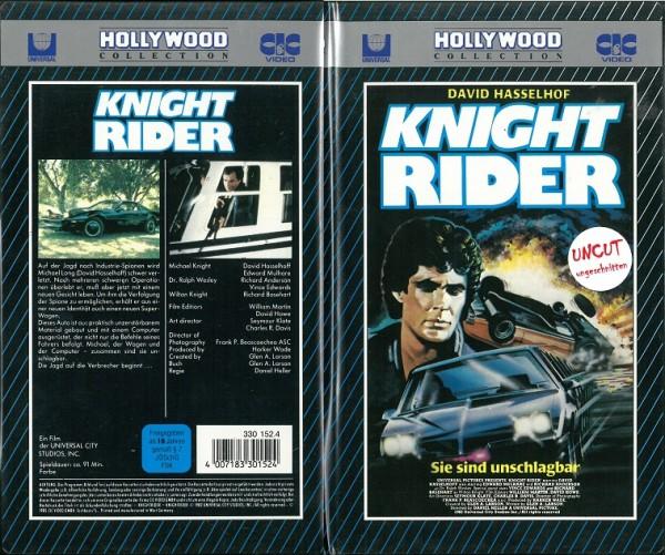 Knight Rider - Sie sind unschlagbar - Pilotfilm (Hollywood Collection) NEU