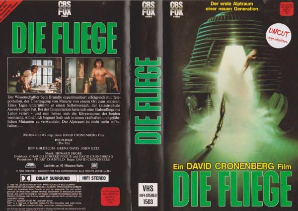 Fliege, Die