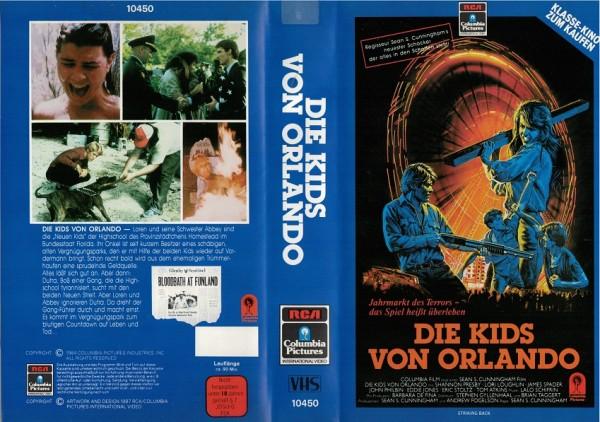 Kids von Orlando, Die (RCA blau)