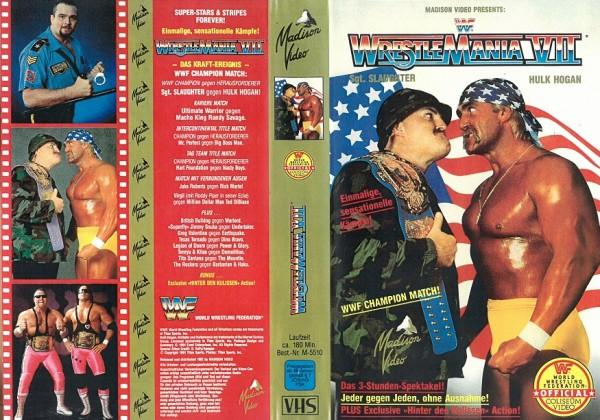 Wrestlemania 7 (WWF Wrestling)