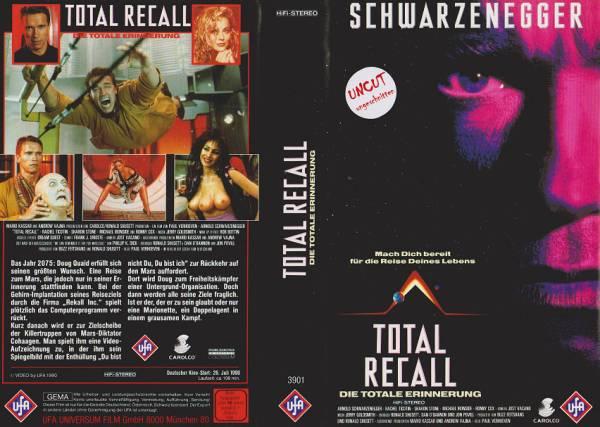 Totale Erinnerung - Total Recall, Die