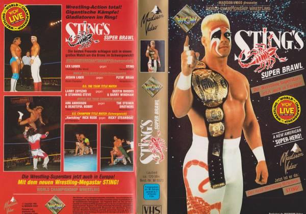 Stin's Super Brawl
