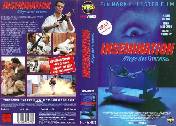 Insemination - Wiege des Grauens (UNCUT)