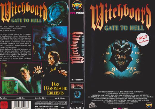 Witchboard 3 - Gate to Hell