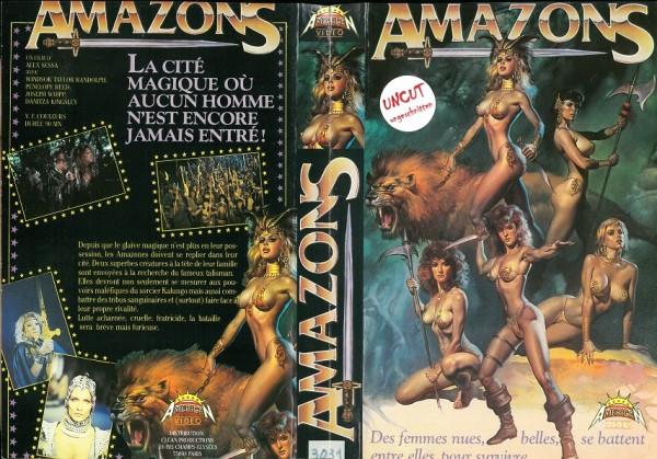 Amazons - Im Reich der Amazonen (America Video F Import)