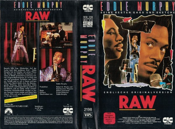 RAW - Eddie Murphy