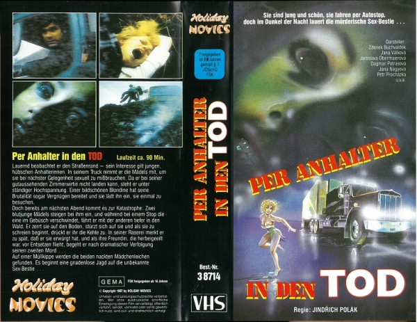 Per Anhalter in den Tod (Holiday Movies)
