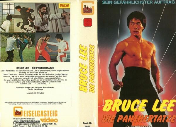 Bruce Lee - Die Panthertatze