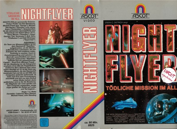 Nightflyer - Night Flyer