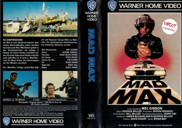 Mad Max Neuauflage 1988