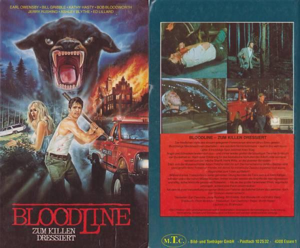 Bloodline - Zum Killen dressiert