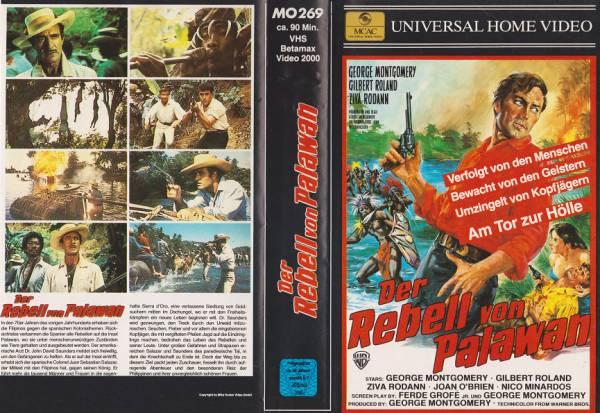 Rebell von Palawan, Der