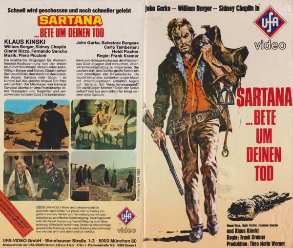 Sartana - ... Bete um deinen Tod