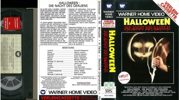 Halloween - Die Nacht des Grauens (Verleih EA)