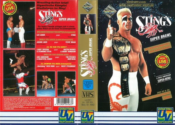 Sting´s Super Brawl (WCW Wrestling)